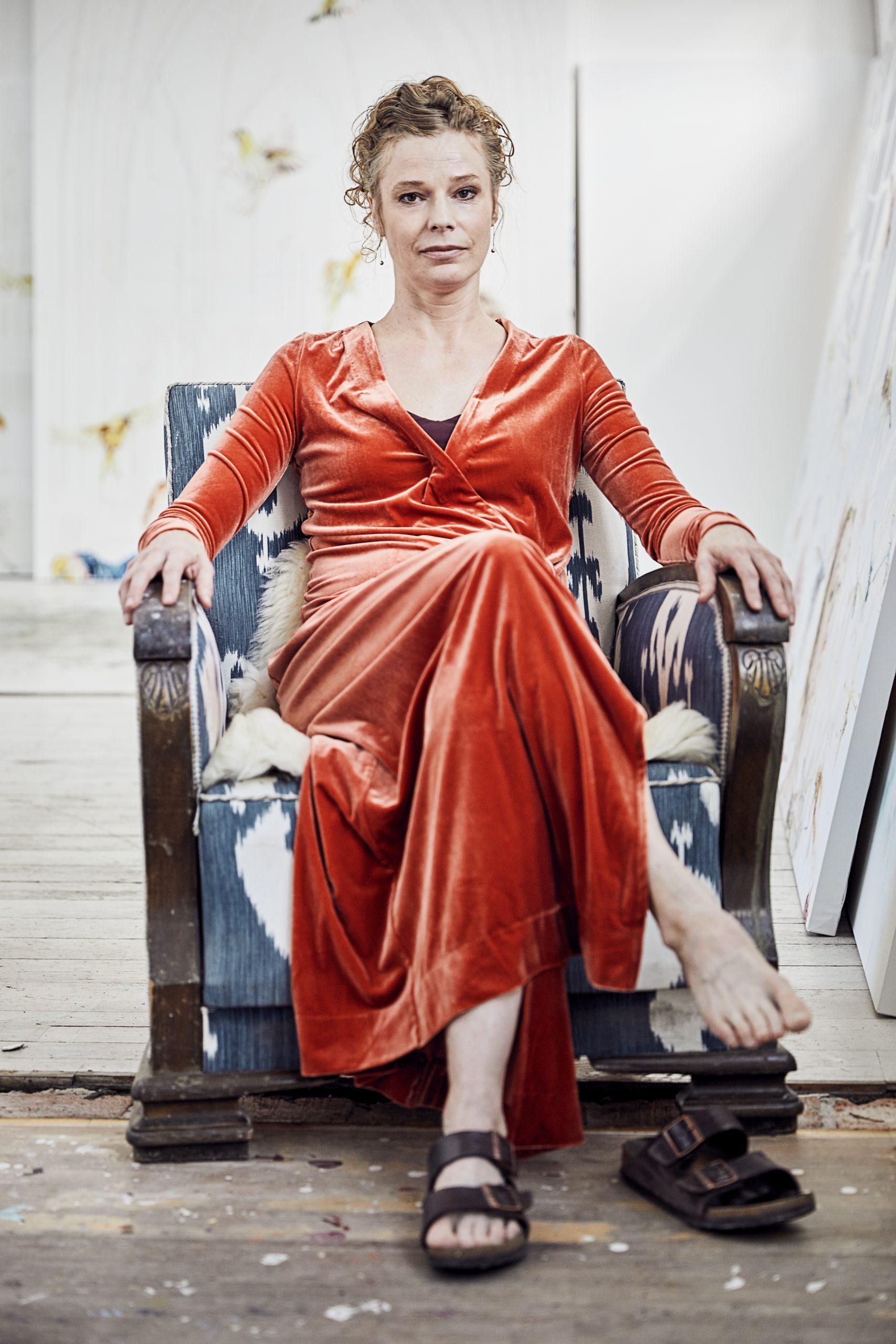 Porträtt Linn Fernström